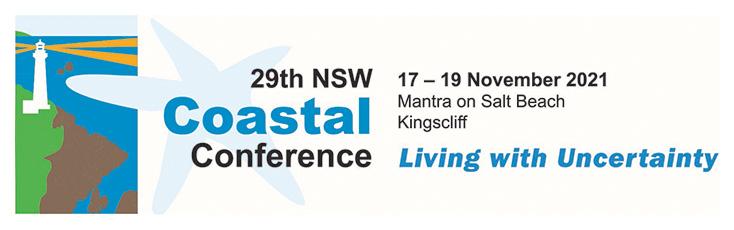 29th NSW Coastal Conference 2021